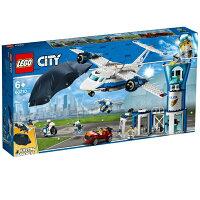 レゴジャパン LEGO レゴ 60210 シティ 空のポリス指令基地