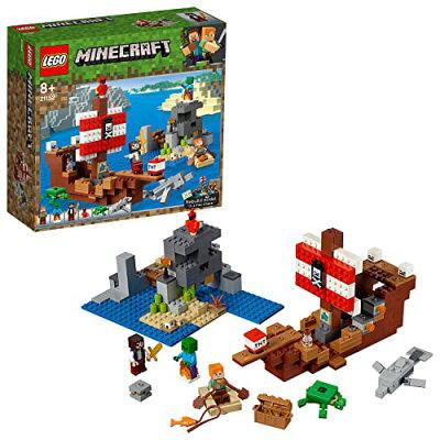 レゴジャパン LEGO レゴ 21152 マインクラフト 海賊船の冒険