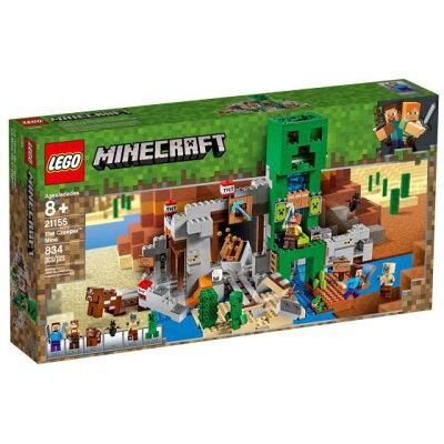 レゴジャパン LEGO マインクラフト 21155 巨大クリーパー像の鉱山 21155キヨダイクリ-パ-ゾウノコウザン