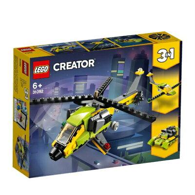 レゴ クリエイター ヘリコプター・アドベンチャー 31092 レゴジャパン