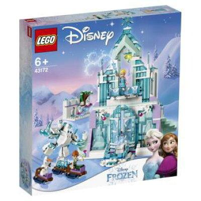 レゴジャパン LEGO ディズニー 43172 アナと雪の女王 アイスキャッスル・ファンタジー 43172アナトユキノジヨウオウシスキヤツスルF