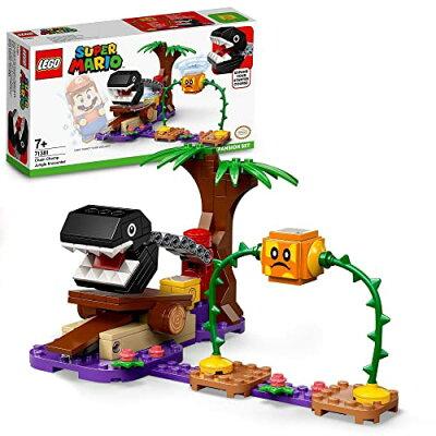 レゴジャパン LEGO スーパマリオ 71381 ワンワン の とつげき! チャレンジ 71381ワンワンノトツゲキチヤレンジ