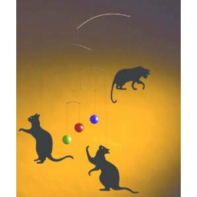 FLENSTED MOBILES/フレンステッドモビール Feline Cats