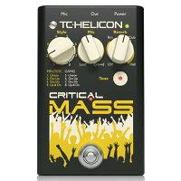 TC-HELICON Critical Mass ボーカルエフェクター