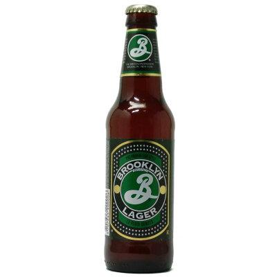 ブルックリン ラガー 瓶 355ml