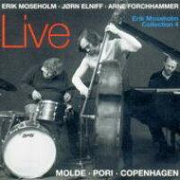 Erik Moseholm / Molde Pori Copenhagen 輸入盤