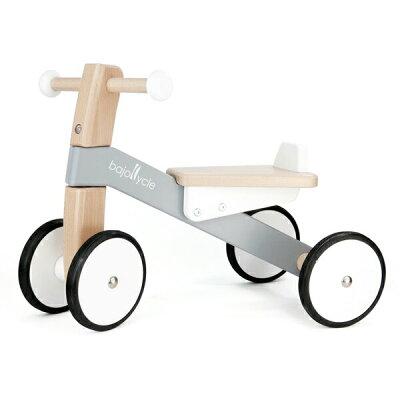 ボーネルンド 木の四輪バイクバヨ Bajo 乗り物 バイク 乗用玩具