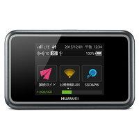 Mobile Wi-Fi E5383 モバイルルーター Huawei SIMフリー