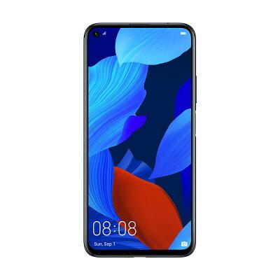 HUAWEI TECHNOLOGIES NOVA 5T SIMフリースマートフォン ブラック