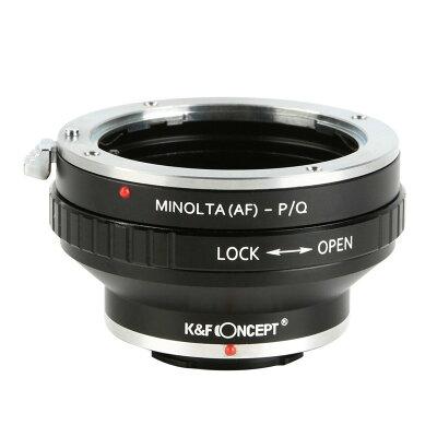 K&F Concept レンズマウントアダプター KF-AAQ