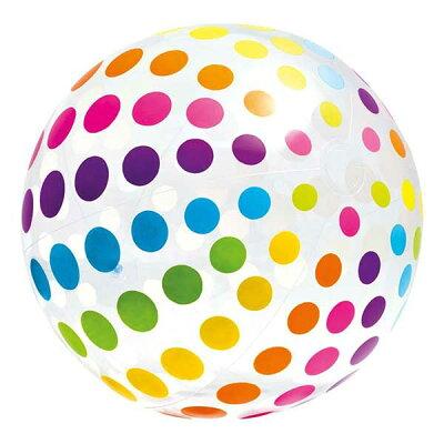 58097 INTEX ジャンボ ビーチボール 約φ1.83m INTEX インテックス 409030