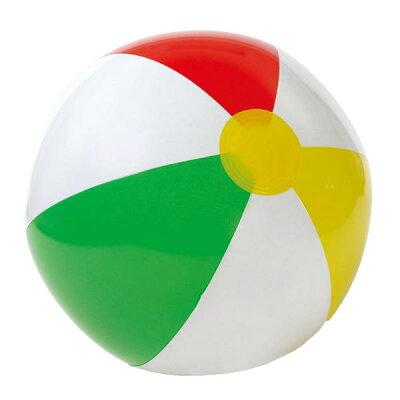 INTEX インテックス グロッシーパネルボール 41cm 59010 ビーチボール アウトド