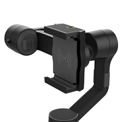 GUDSEN ワイヤレス充電対応 スマートフォン用ハンドヘルドジンバル3軸スタビライザー MOZA Mini-MI