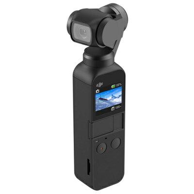 DJI Osmo Pocket 3軸ジンバルスタビライザー搭載4Kカメラ OSMPKT