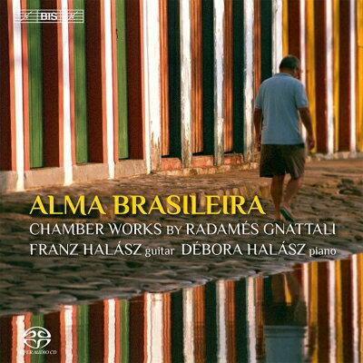 ニャターリ、ハダメス 1906-1988 / Alma Brasileira-chamber Works: F.halasz G D.halasz P Wen-sinn Yang Vc 輸入盤