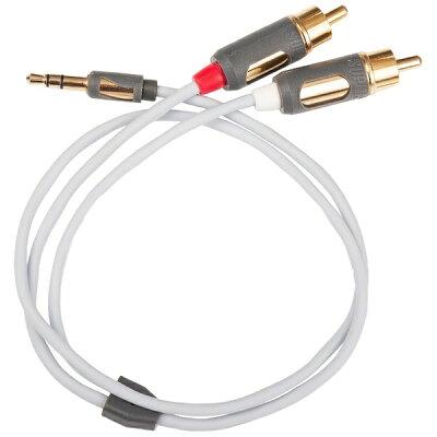 SUPRA Cables MP-2RCA 1.0M