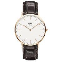 ダニエル ウェリントン 腕時計   ストア Daniel Wellington 腕時計 ヨーク ローズ 36mm