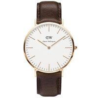 ダニエルウェリントン DANIEL WELLINGTON 腕時計 メンズ レディース クラシック CLASSIC ブリストル ローズゴールド 36mm 0511DW