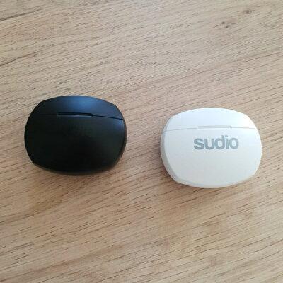sudio TOLV R WHITE 完全ワイヤレスイヤホン