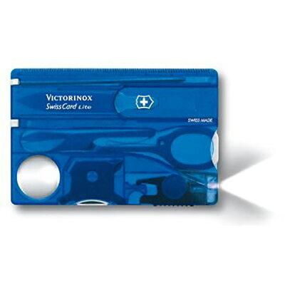 ビクトリノックス SWISS CARD スイスカードライトT2 BL 0.7322.T2
