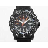 《時計》 LUMINOX ルミノックス 腕時計 フィールドスポーツ リーコン ポイントマン ラバーベルト キロメートル ブラック 8821 JAN:7611382567581