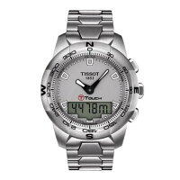 TISSOT メンズ腕時計 T-TOUCH II T0474201107100