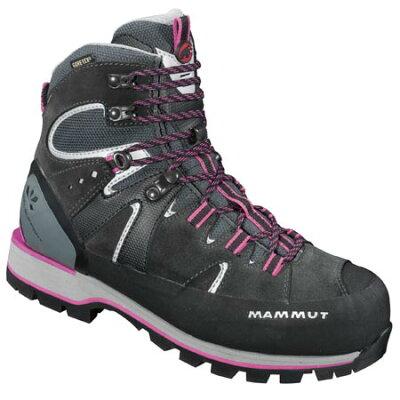 マムート MAMMUT Manaslu マナスル GTXR Women 0713 graphite-pink 3010-00600