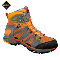 MAMMUT(マムート) 登山靴/トレッキングシューズ/T AENERGY GTX MEN/3020-04270/ORANGE-GRAPHITE/MAM3020042702106