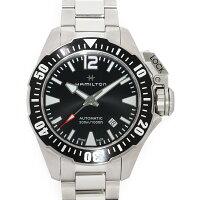ハミルトン HAMILTON 腕時計 カーキネイビー オープンウォーター オート ダイバーズ H77605135 メンズ