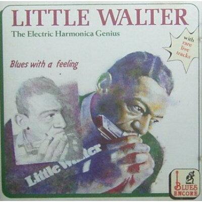 Electric Harmonica Genius / Little Walter