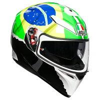 AGV エージーブイ フルフェイスヘルメット K-3 SV ヘルメット JIST REPLICA サイズ:S 55-56cm
