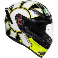AGV エージーブイ フルフェイスヘルメット K1 ヘルメット JIST TOP サイズ:L 59-60cm