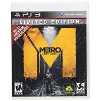 Metro Last Light Limited Edition 輸入版:北米