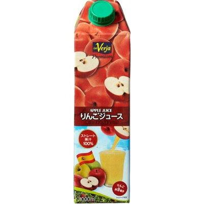 りんごジュース ストレート100%(1000ml)