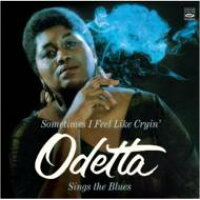 Odetta / Odetta And The Blues / Sometimes I Feel Like Cryin' 輸入盤