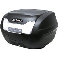SHAD シャード SH40 トップケース ブラック