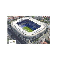 Real Madrid F.C. Poster Stadium 69