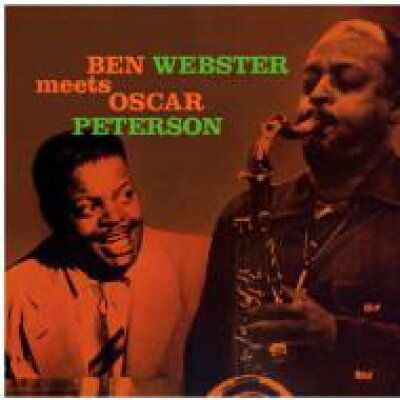 Ben Webster ベンウェブスター / Meets Oscar Peterson