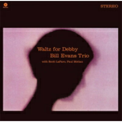 Bill Evans Piano ビルエバンス / Waltz For Debby 180g +bonus
