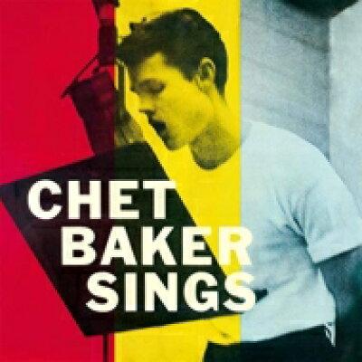 Chet Baker チェットベイカー / Sings 180g