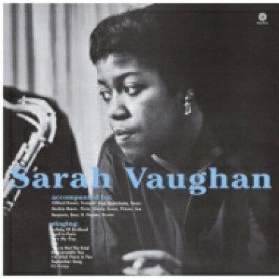 Sarah Vaughan サラボーン / With Clifford Brown 180g