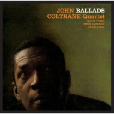 John Coltrane ジョンコルトレーン / Ballads 180g