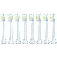 フィリップス ソニッケアー 電動歯ブラシ ダイヤモンドクリーン 交換用替ブラシヘッド レギュラーサイズ 8本組 HX6068/01 ホワイト