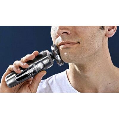 PHILIPS メンズ電気シェーバー  S9000プレステージ マットシルバー SP9861/13