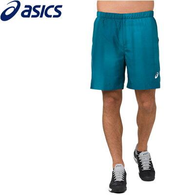 asics テニスウェア ユニセックス グラフィックショーツ 154409-1253