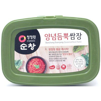 韓国 調味料 スンチャン サムジャン