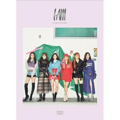 G I-DLE ヨジャ アイドゥル 1ST MINI ALBUM : I AM CD