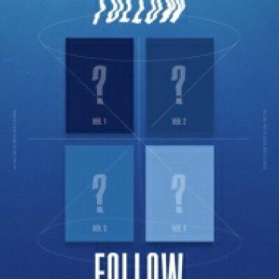 MONSTA X / 7th Mini Album: FOLLOW-FIND YOU ランダムカバー・バージョン