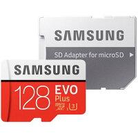 Samsung microSDXC EVO 128GB Kit