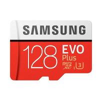 128GB Samsung サムスン microSDXCカード EVO Plus Class10 UHS-I R最大80MB/s